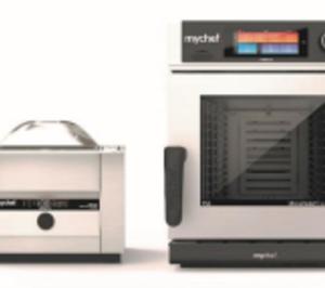 Mychef presenta hornos y envasadoras de última generación en Madrid Fusión