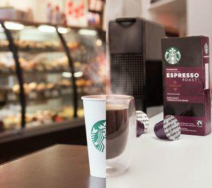 Starbucks lanza en España sus cápsulas compatibles con Nespresso