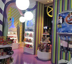 Fini Golosinas abre en Vigo y alcanza una red de seis tiendas