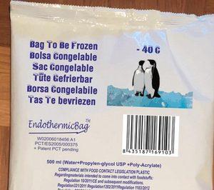 Endothermic amplía su oferta con bolsas que conservan hasta -40 grados