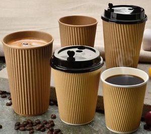 Reino Unido estudia impuestos a los envases desechables para café