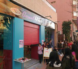 Cereal House termina el año con doce locales tras aterrizar en Murcia