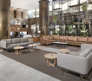 El Meliá Madrid Princesa moderniza sus instalaciones