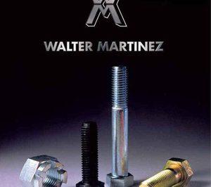 Walter Martínez prepara inversiones, tras integrarse en Würth