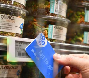 Hacia el supermercado autoservicio con Tap & Go