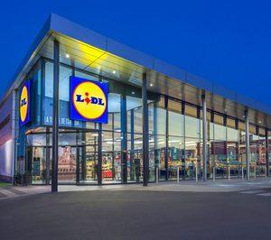 Lidl invirtió 110 M en la apertura de 30 tiendas en 2017