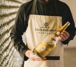 Louis Roederer, primera maison de champagne 100% biodinámica