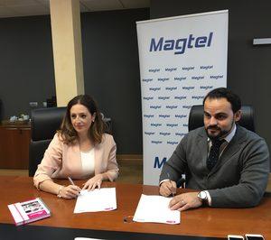 Macrosad y Magtel impulsarán proyectos tecnológicos dirigidos a personas mayores