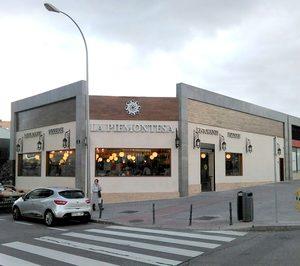 Grupo 1800 inaugura un nuevo temático La Piemontesa en Madrid