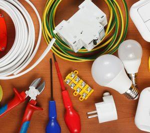 El mercado español de material eléctrico crece un 9,8%