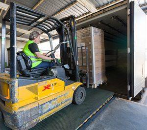 Transmonserrat crece gracias a sus operativas para empresas de paquetería