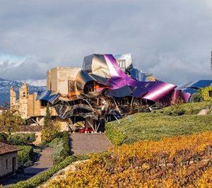 Marqués de Riscal multiplica por 20 las visitas a su Ciudad del Vino
