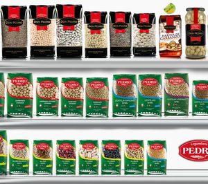 Legumbres Pedro levantará una fábrica de harinas sin gluten
