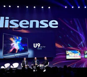 Hisense presenta dos ediciones de Smart TV en CES 2018