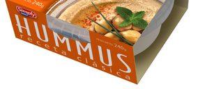 La fabricante de hummus Rensika se traslada