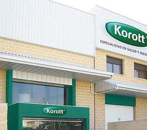 Korott aumenta su cifra de negocios y su presencia en los distintos canales de venta