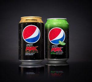 Pepsico amplía la gama de colas Pepsi Max