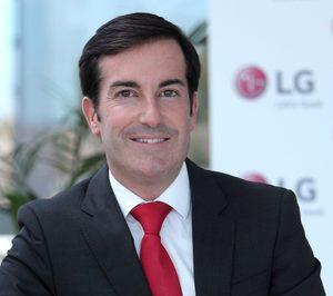 Carlos Olave, director global de Recursos Humanos de LG Electronics