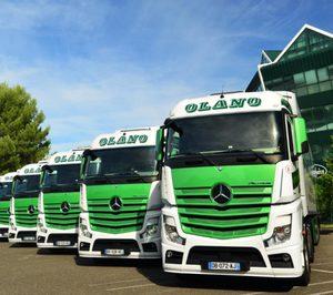 El grupo Olano y la familia Buil emprenden un nuevo negocio en transporte