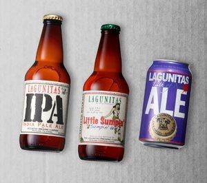 Heineken testa la cerveza artesana Lagunitas en España