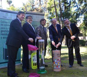 ERP firma un convenio con la Consejería de Medioambiente de la Junta de Andalucía