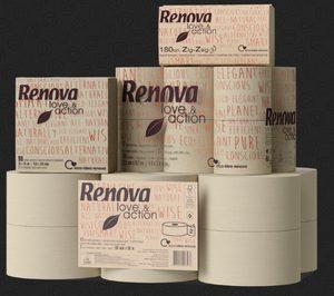 Renova refuerza su apuesta medioambiental con Love & Action