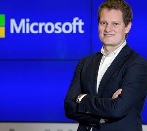 Microsoft Ibérica nombra a Antonio Budia nuevo director de Operaciones y Marketing