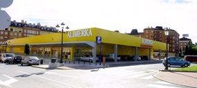 Alimerka crece gracias al gran supermercado