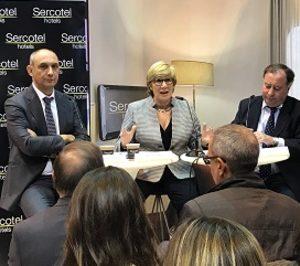 Sercotel facturó 68 M en 2017, un 28,3% más, y prosigue su expansión por España y Latinoamérica