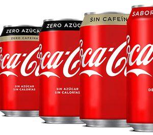 Coca-Cola apuesta todo al rojo
