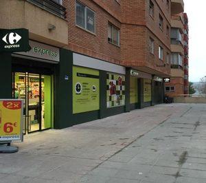 Carrefour crece en España un 7,2% hasta los 9.609 M
