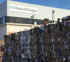 Smurfit Kappa pone en marcha una planta de reciclaje de papel