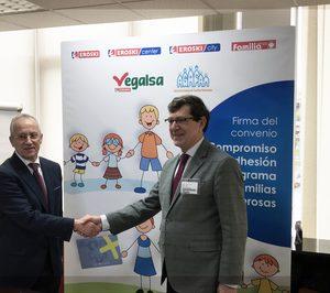 Vegalsa-Eroski invierte un 36,7% más en RSC