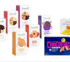 La marca líder inglesa de galletas sin gluten ya está en España