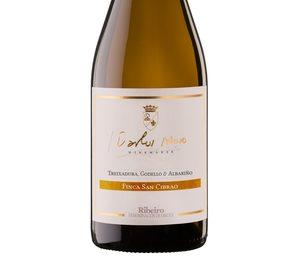 Carlos Moro lanza su primer vino con la D.O. Ribeiro
