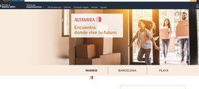 Amazon España venderá las viviendas de Altamira
