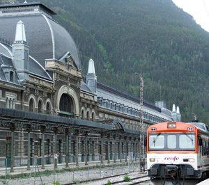 El hotel en la antigua estación de Canfranc estará listo en 2021