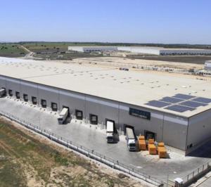 Danosa impermeabiliza el centro logístico de Primark en Guadalajara