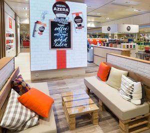 Nestlé abre su primera tienda física en España