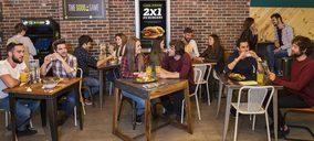 Restalia lleva a Italia las hamburguesas de TGB