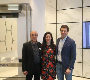 Dake presenta los electrodomésticos Gutmann junto a Cosentino