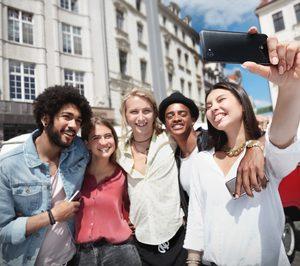 La demanda global de smartphones aumenta hasta las 1.460 M en 2017