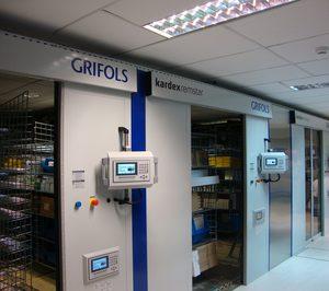 Grifols refuerza su división hospitalaria al adquirir el 51% de MedKeeper por 98 M