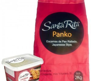 Santa Rita Harinas amplía su gama de productos para horeca