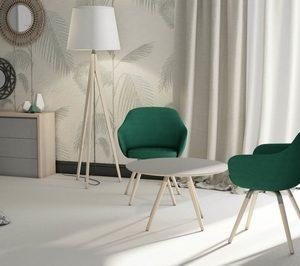 Cancio lanza Nuba, una colección de sillas y sillones para el sector contract