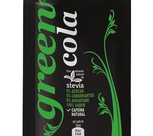 REFRESCOS.'Green Cola'
