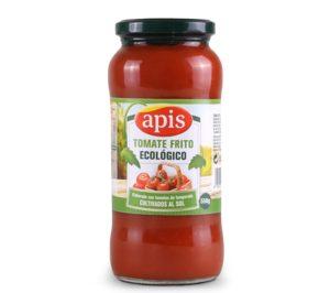 Apis amplía su gama de tomate frito y prepara nueva inversión