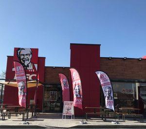 Un franquiciado valenciano de KFC abre un nuevo restaurante en Xátiva