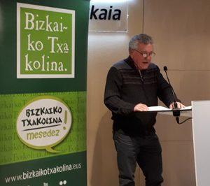 Récord de comercialización de vinos con DO Bizkaiko Txakolina