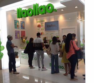 Llaollao debuta en el mercado de Ecuador